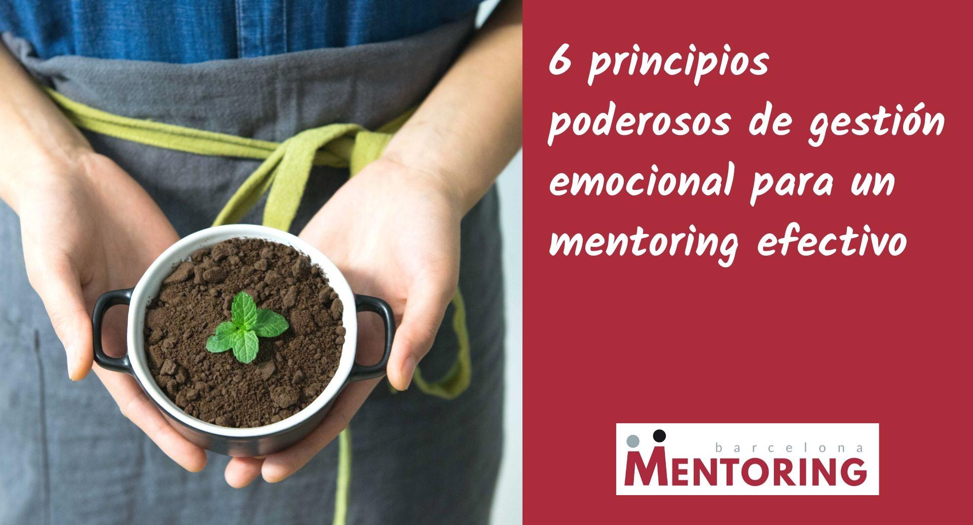 Mentoring efectivo y gestión emocional
