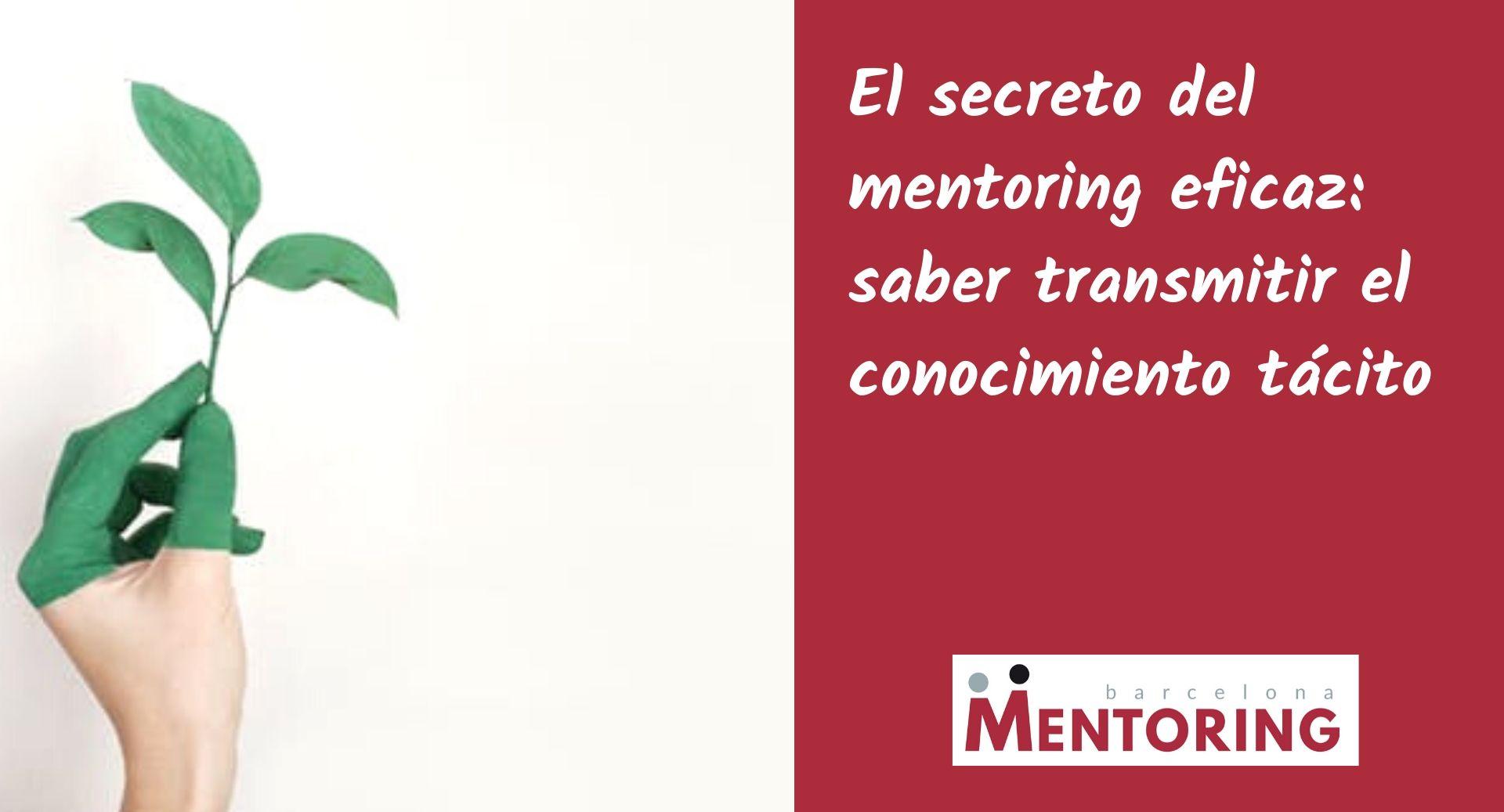 mentoring eficaz