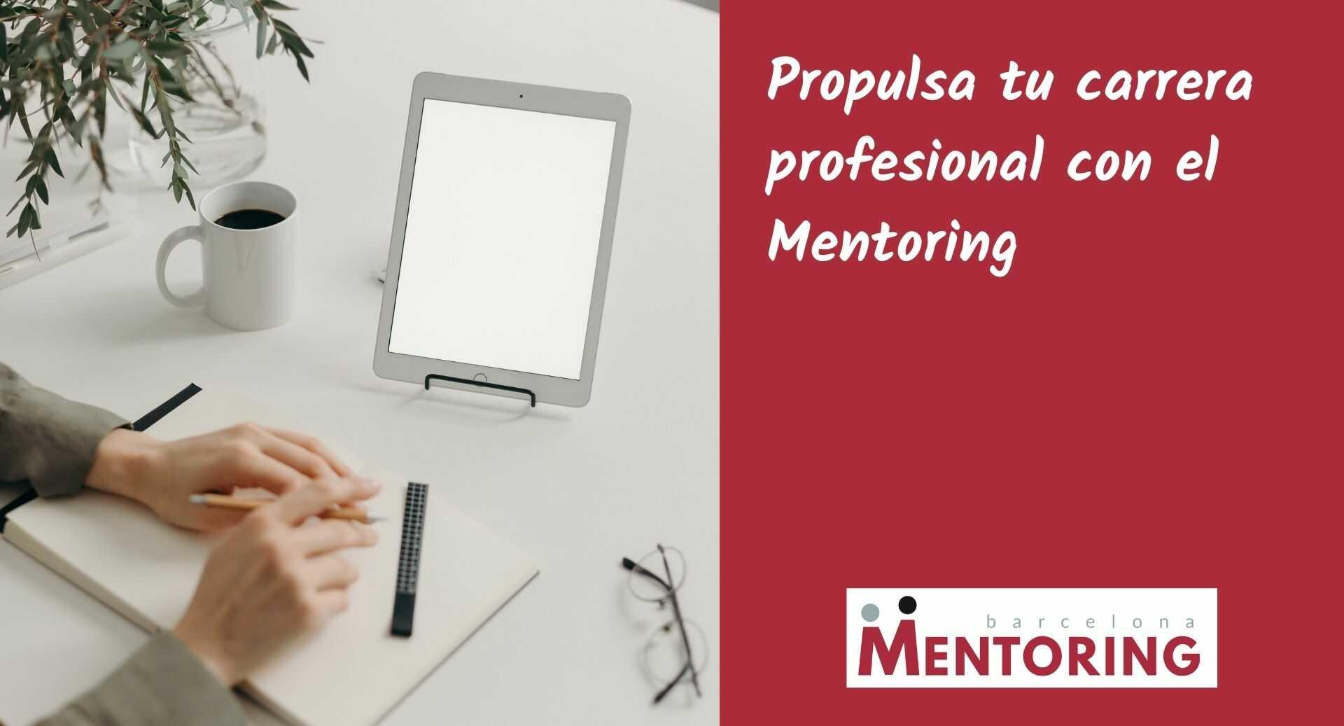 Propulsa tu carrera profesional con el mentoring