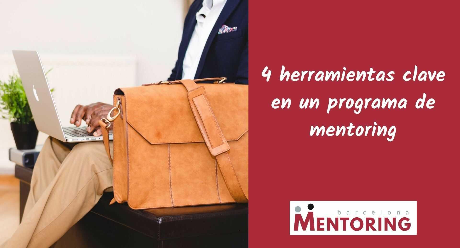herramientas en un programa de mentoring